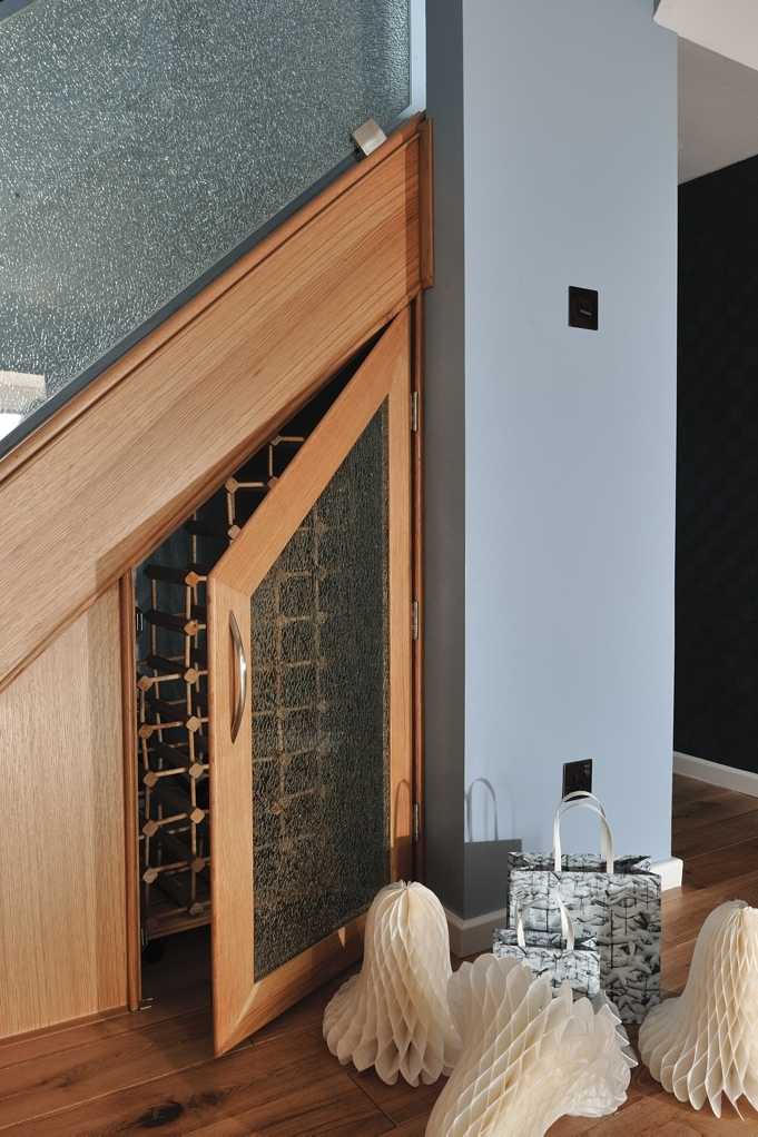 Feature Steps And Under Stair Storage Jarrods Bespoke